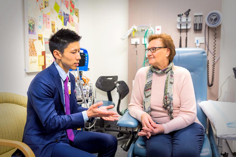Professor Chan Cheah, Breakthrough Haematology